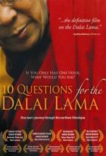 Dalay Lama için 10 Soru