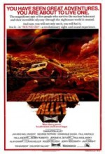 Damnation Alley (1977) afişi