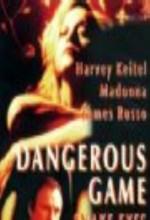 Dangerous Game (1993) afişi