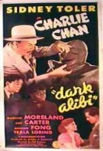 Dark Alibi (1946) afişi