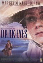 Dark Eyes (1987) afişi
