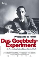 Das Goebbels-experiment (2005) afişi