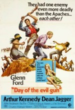 Day Of The Evil Gun (1968) afişi