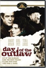 Day Of The Outlaw (1959) afişi
