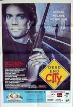 Dead End City (1988) afişi