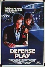 Defense Play (1988) afişi