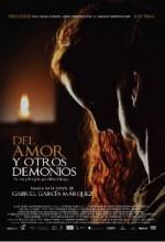 Del Amor Y Otros Demonios (2009) afişi