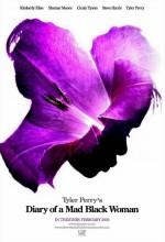 Deli Bir Siyah Kadının Günlüğü (2005) afişi