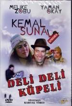Deli Deli Küpeli (1986) afişi