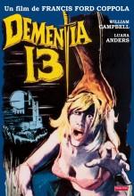 Dementia 13 (1963) afişi