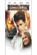 Demolition University (1997) afişi