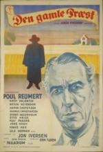 Den Gamle Præst (1939) afişi