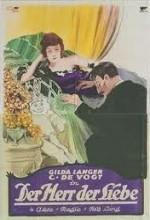 Der Herr Der Liebe (1919) afişi