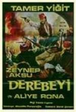 Derebeyi (1968) afişi
