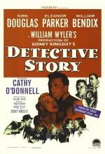 Detective Story (1951) afişi