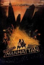 Two Men in Manhattan (1959) afişi
