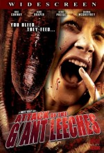 Dev Sülüklerin Saldırısı (2008) afişi