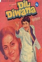 Dil Diwana (1974) afişi