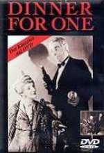 Dinner For One (1963) afişi