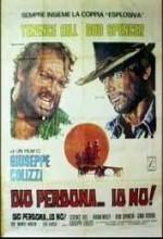 Dio Perdona... ıo No! (1967) afişi
