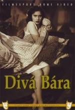 Divá Bára (1949) afişi
