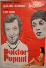 Doktor Popaul (1972) afişi