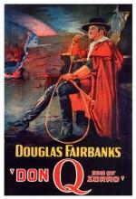 Don Q Son Of Zorro (1925) afişi