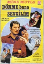 Dönme Bana Sevgilim (1970) afişi