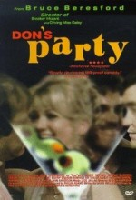 Don's Party (1976) afişi