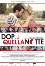 Dopo Quella Notte (2010) afişi