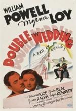 Double Wedding (1937) afişi