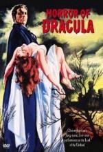 Drakulanın Dehşeti (1958) afişi