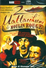 Due Mattacchioni Al Moulin Rouge (1964) afişi