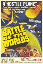 Dünyalar çarpışıyor (1961) afişi