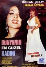 Dünyanın En Güzel Kadını (1968) afişi