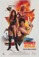 Düşman Bölge (1993) afişi