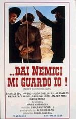 Dai Nemici Mi Guardo Io! (1969) afişi