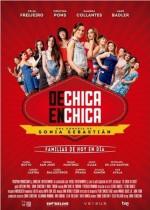 De Chica En Chica (2015) afişi