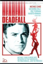Deadfall (1968) afişi