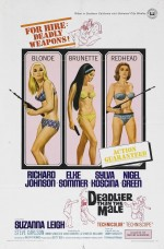 Deadlier Than the Male (1967) afişi