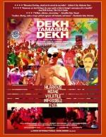 Dekh Tamasha Dekh (2014) afişi