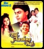 Dil Aashna Hai (1992) afişi