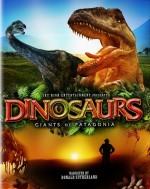 Dinozorlar: Patogonya Devleri (2007) afişi