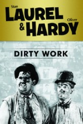Dirty Work(ı) (1933) afişi