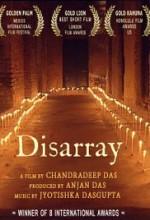 Disarray (2012) afişi