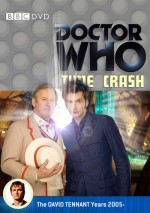 Doctor Who: Time Crash (2007) afişi