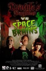 Dracula's Daughters Vs. The Space Brains (2010) afişi