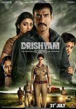Drishyam (2015) afişi