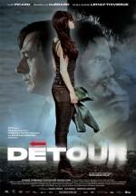 Détour (2009) afişi