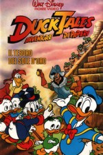 DuckTales: The Treasure of the Golden Suns (1987) afişi